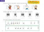 Piano Adventures® Level 1 Lesson & Theory Book with CD 4
